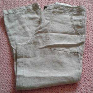 Old Navy Linen Trousers
